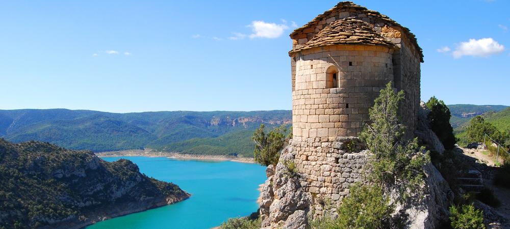 Ermita de Pertusa Mont Rebei