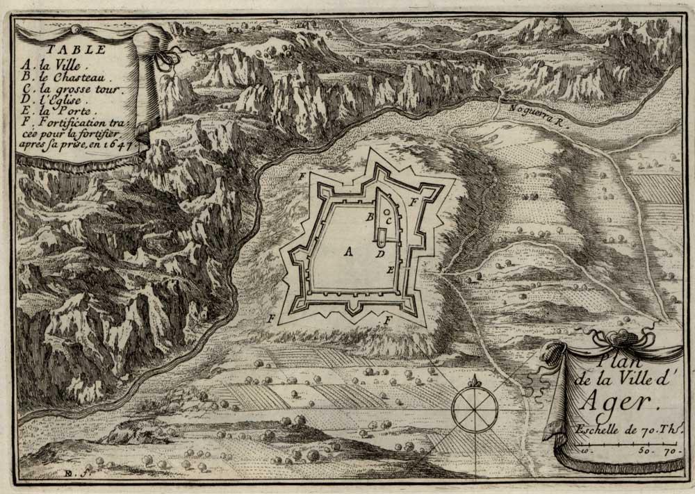 Àger citadel 1647